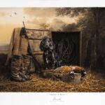 todays-bag-limited-edition-gundog-print-kerto-art