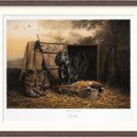 todays-catch-limited-edition-gundog-print-kerto-art-framed-delta