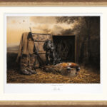 todays-catch-limited-edition-gundog-print-kerto-art-framed-zen