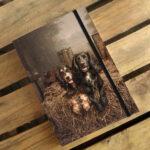 notebook-front-gundogs-after-work-kerto-art