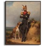 Fox-William-II-head-framed