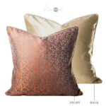 bronze-gold-jaquard-cushion