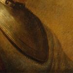 yellow-labrador-character-animal-framed-detail
